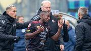 ВИДЕО. Как в Нидерландах футболисты провели акцию против расизма