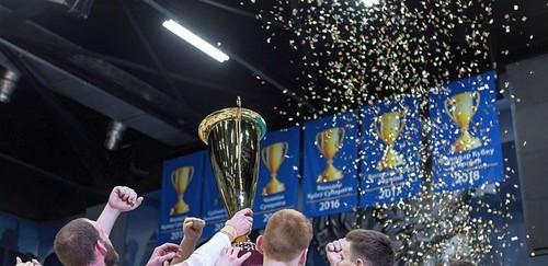Определились все четвертьфиналисты Кубка Украины по баскетболу