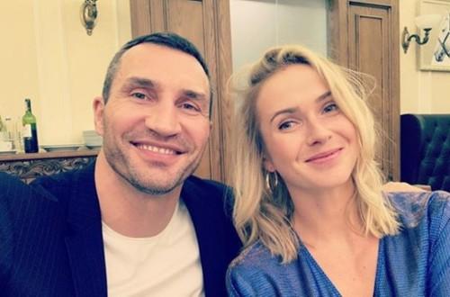 ФОТО. Владимир Кличко побывал на благотворительном вечере Элины Свитолиной