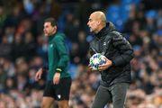 Хосеп ГВАРДИОЛА: «С февраля Лига чемпионов будет совсем другой»