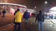 ВИДЕО. Перед матчем Аталанты и Динамо Загреб произошли беспорядки