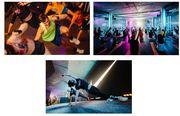 Nike провел фитнес-вечеринку NTC Night в киевской галерее