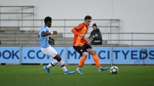 Манчестер Сити U-19 разгромил Шахтер в матче Юношеской лиги УЕФА