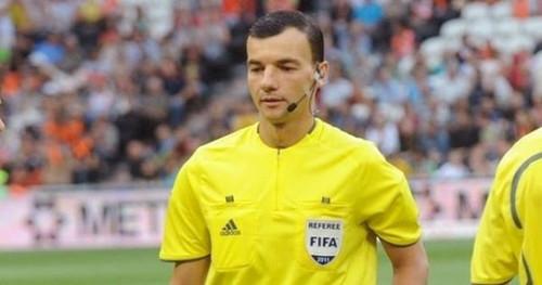 Украинская бригада судей назначена на матч Лиги Европы
