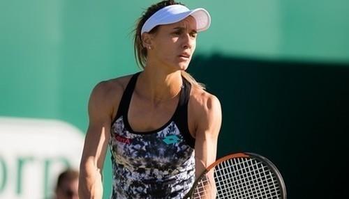 Леся ЦУРЕНКО: «Сестра Милевского была талантливой теннисисткой»