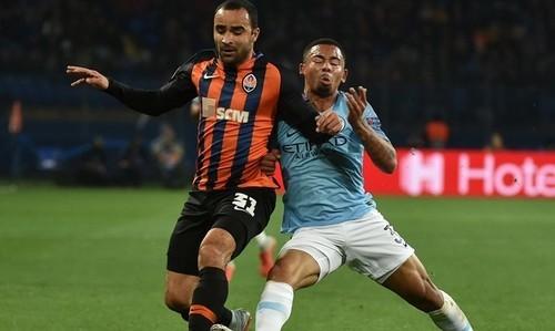 Манчестер Сити – Шахтер – 1:1. Видео голов и обзор матча