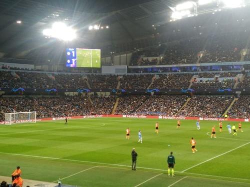 Оценки матча Манчестер Сити – Шахтер. Лучшими игроками стали Пятов и Тете