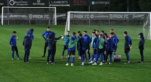 ПАОК U-19 - Динамо U-19. Смотреть онлайн. LIVE трансляция