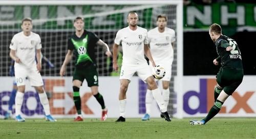 Видео трансляция матча реал вольфсбург футбол 1