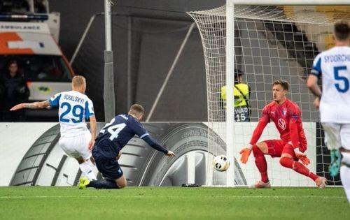 Мальме – Динамо – 4:3. Текстовая трансляция матча
