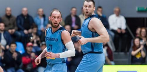 Днепр проиграл болгарскому Левски и выбыл из Кубка Европы FIBA