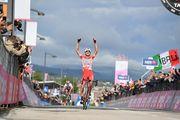 Джиро-2019. Победа для Маснады, лидерство для Конти