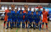 Тренер юнацької збірної України з футзалу назвав склад