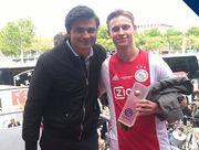 Френки де Йонг признан лучшим игроком сезона в чемпионате Нидерландов