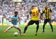Манчестер Сіті — Уотфорд — 6:0. Текстова трансляція матчу