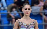Никольченко пробилась в финал ЧЕ в упражнении с обручем