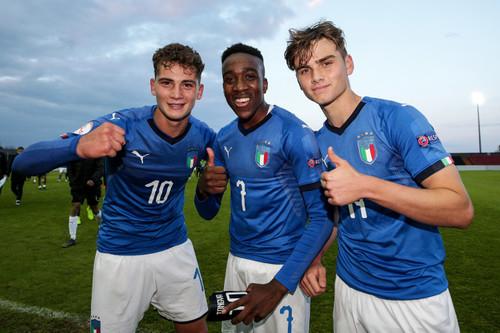 Италия и Нидерланды сыграют в финале Евро U-17