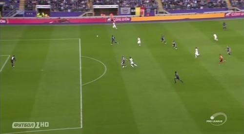 Андерлехт – Генк – 1:1. Видео голов и обзор матча