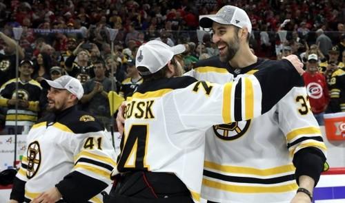 НХЛ. Бостон без проблем вышел в финал Кубка Стэнли
