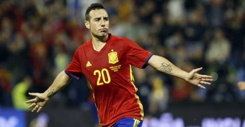 Касорла впервые за 4 года вернулся в сборную Испании