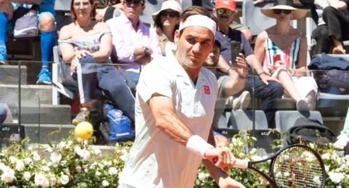 Рим. Федерер снялся с турнира из-за травмы