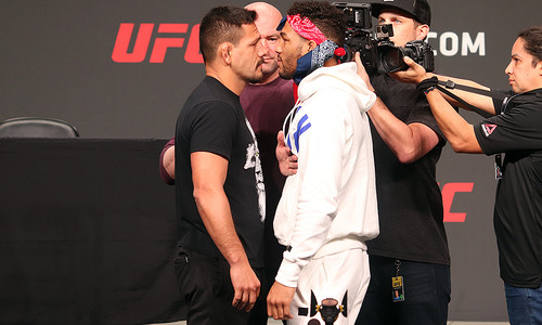 UFC Fight Night 152: Дос Аньос – Кевин Ли. Прогноз и анонс на бой