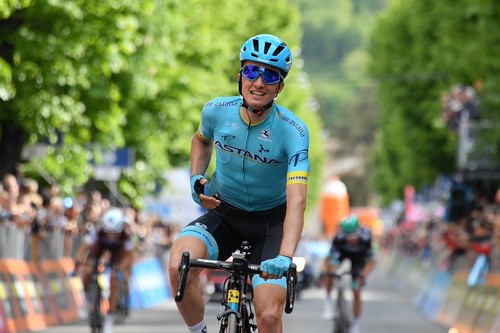 Джиро-2019. Бильбао выиграл седьмой этап