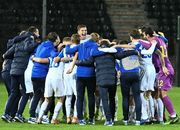 Динамо U-19 — в плей-офф Юношеской лиги, Михайличенко обещает побеждать