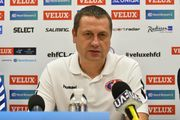 Тренер Мотора: «Это первая победа в Лиге чемпионов, переполняют эмоции»