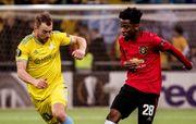 Астана перервала 15-матчеву безпрограшну серію Ман Юнайтед в Лізі Європи