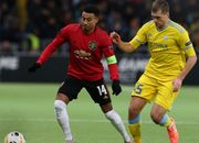 Астана — Манчестер Юнайтед — 2:1. Видео голов и обзор матча