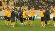 ШАРАН: «Приятно, что Александрия может противостоять серьезным клубам»