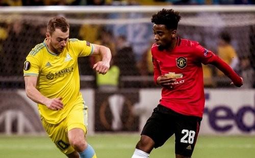 Група L. Астана Григорчука сенсаційно обіграла Манчестер Юнайтед
