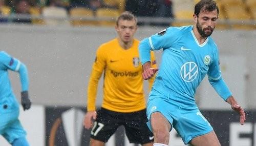 Александрия — Вольфсбург — 0:1. Видео гола и обзор матча
