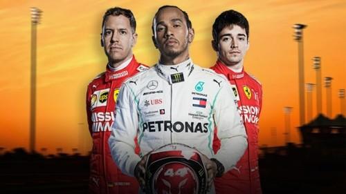 Гран-прі Абу-Дабі. Розклад заїздів останнього етапу сезону