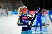 Яна Бондарь будет комментировать биатлон на UA:Перший