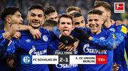 Шальке победил середняка и вместе с Боруссией М возглавил Бундеслигу