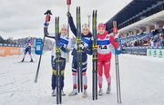 Лыжные гонки. Первая победа Йохауг в сезоне