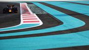 Ферстаппен випередив Мерседес в 3-й практиці Гран-прі Абу-Дабі