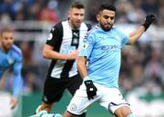 Ньюкасл вырвал ничью у Манчестер Сити