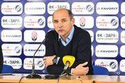 Виктор СКРИПНИК: «Рады трем очкам, готовимся к Динамо»