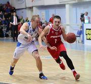 Прометей на выезде уверенно обыграл Николаев