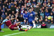 Челси – Вест Хэм – 0:1. Видео гола и обзор матча