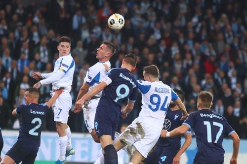 Динамо 20-й раз програло в єврокубку, ведучи в рахунку