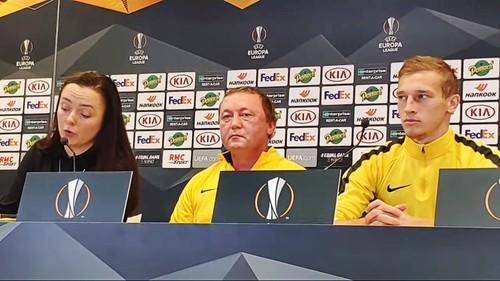 ЛУЧКЕВИЧ – о матче с Вольфсбургом: «Очень обидное поражение»