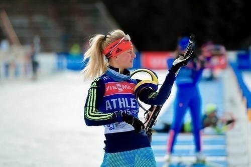 Яна Бондар коментуватиме біатлон на UA:Перший