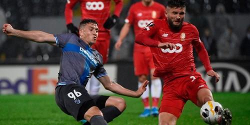 Витория Гимарайнш – Стандард – 1:1. Видео голов и обзор матча