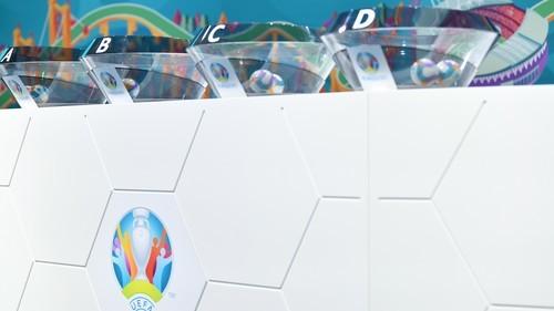 Варианты жребия для сборной Украины на Евро-2020