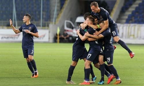 Днепр-1 в гостях нанес поражение Львову