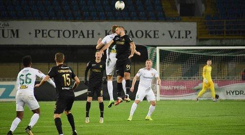 Ворскла — Колос — 1:0. Видео гола и обзор матча